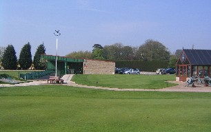 Driving Range, Golf Shop & Putting Green